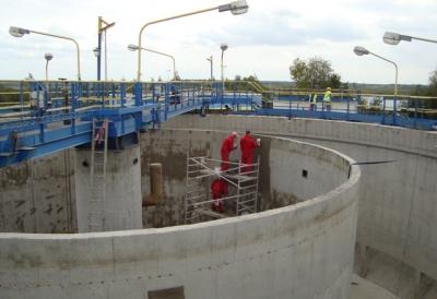 Rozbudowa i modernizacja oczyszczalni w Pobierowie