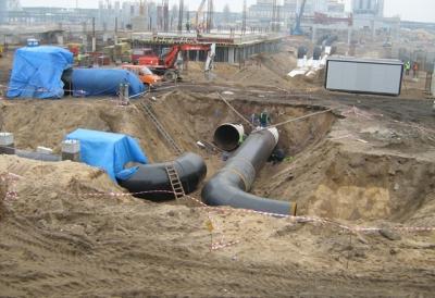 Budowa instalacji do produkcji kwasu teraftalowego (PTA)