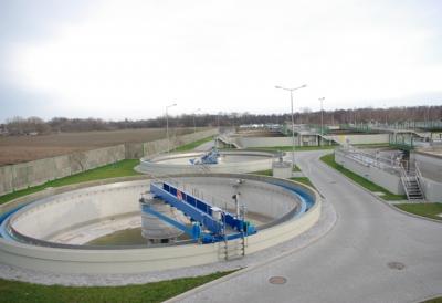 Rozbudowa i przebudowa oczyszczalni ścieków w Piasecznie