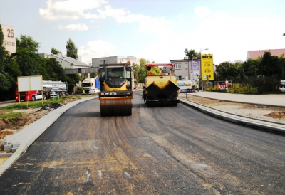 Przebudowa drogi krajowej NR 1 – etap 1