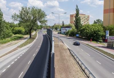 Przebudowa drogi krajowej NR 1 – etap 2