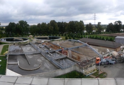 Modernizacja oczyszczalni ścieków w Głogowie