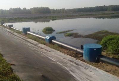 Modernizacja zbiornika końcowego ścieków nr 634 na terenie ANWILU S.A. we Włocławku