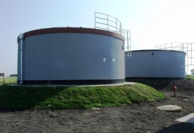 Rozbudowa Automatycznej Stacji Uzdatniania Wody w Zagaju