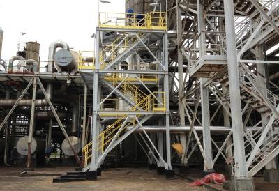Rozbudowa węzła Benfielda w Instalacji produkcji amoniaku (linia A) w obszarze Produkcji Nawozów Anwilu