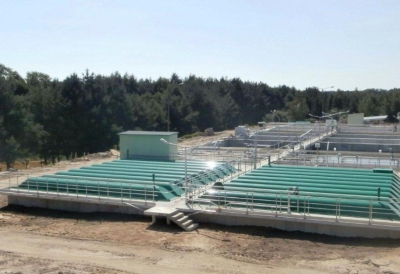 Rozbudowa i modernizacja oczyszczalni ścieków w Sępólnie Krajeńskim – Etap I i II