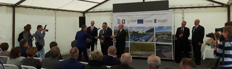 Zakończenie inwestycji w Chojnicach