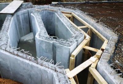 Budowa kraty mechanicznej przed przepompownią ścieków Giszowiec