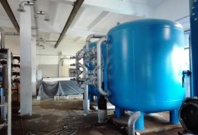 Modernizacja stacji uzdatniania wody Komorów