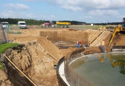 Modernizacja i rozbudowa miejskiej oczyszczalni ścieków w Człuchowie