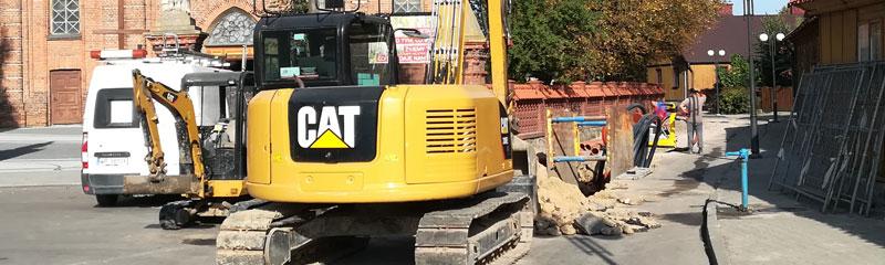 Aktualności z budowy w Raciążu