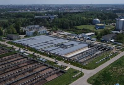 Hermetyzacja i dezodoryzacja wybranych obiektów oczyszczalni ścieków w Białymstoku