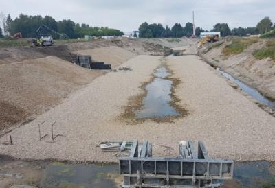 Modernizacja stawów infiltracyjnych – SUW Wasilków – Kontrakt 6